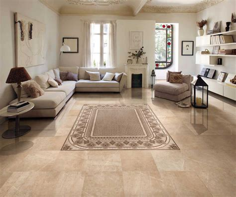 tile flooring ideas for living room tile floor living room