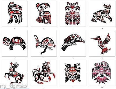 haida tattoo animal meanings tlingit symbols related keywords tlingit symbols long