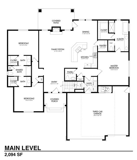 summit homes floor plans the summit w bonus aspen homes