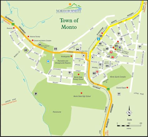 maps north burnett regional council