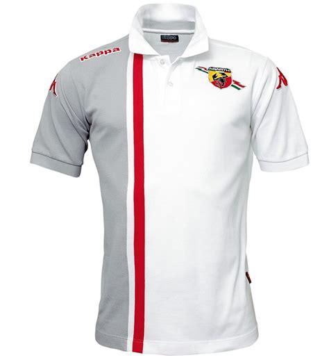 kappa abarth polo t shirt apparel polos