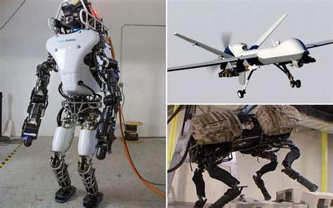 killer soldiers amerika ciptakan robot perang gantikan manusia okezone