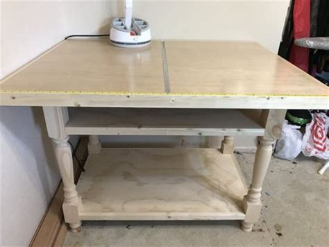 cutting table for fabric cutting table for sewing fabric by jerry lumberjocks