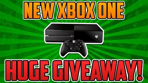 Xbox One Giveaways - xbox one console giveaway youtube