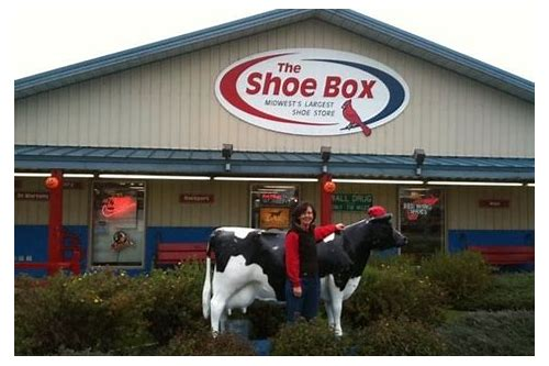 the shoebox black earth wi coupon