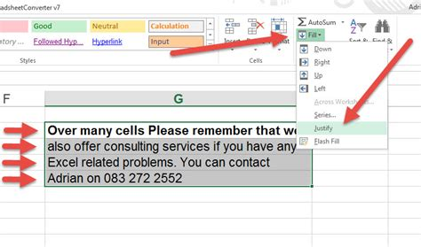write paragraphs in excel 5 auditexcel co za