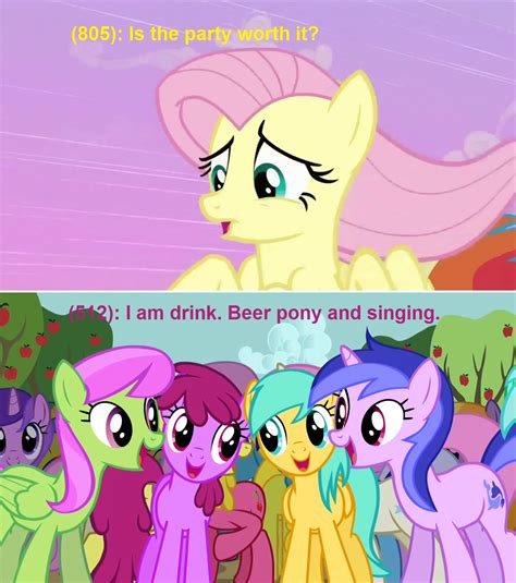 Know Your Meme My Little Pony - mlp tfln my little pony friendship is magic know