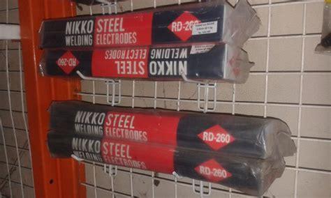 Kawat Las Nikko 2 6 Mm Rd 260 jual kawat las nikko 2 m cek harga di