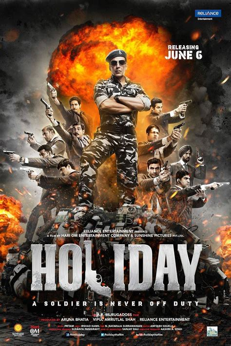 film bollywood tersedih 2014 holiday a soldier is never off duty movie review