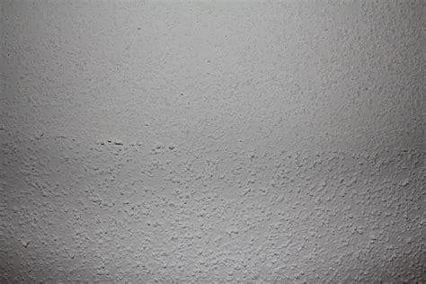 knock popcorn ceiling popcorn texture removal knockdown application step 4