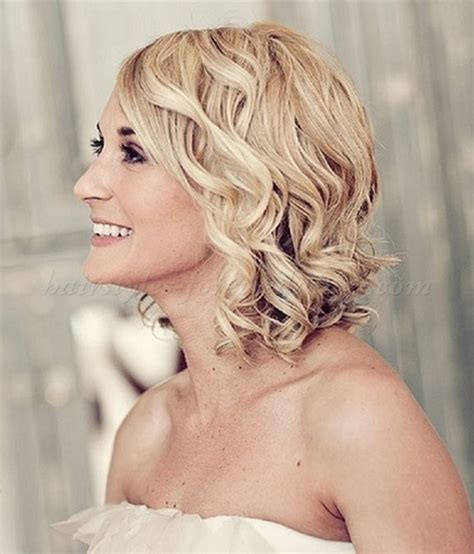 Hairstyles For Shoulder Length Hair For A Wedding by Shoulder Length Wedding Hairstyles Medium Length