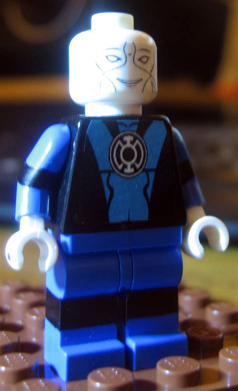 walker dc custom lego dc walker blue lantern green by digger318 on deviantart