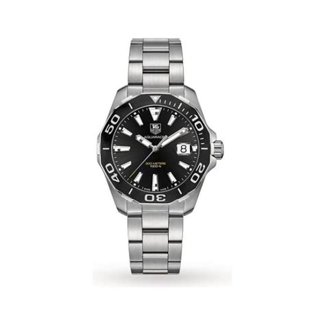 Tag Heuer Aquaracer Way111a Ba0928 tag heuer aquaracer mens way111a ba0928 tag heuer