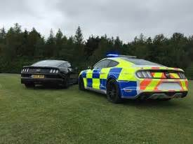 ford mustang poised for police duty in uk autoblog