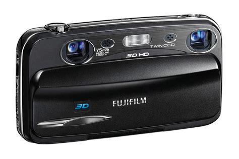 fujifilm 3d fujifilm finepix real 3d w3 la fiche technique compl 232 te