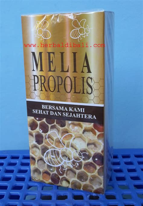 Melia Propolis 55 Ml jual melia propolis isi 55ml di denpasar bali jual