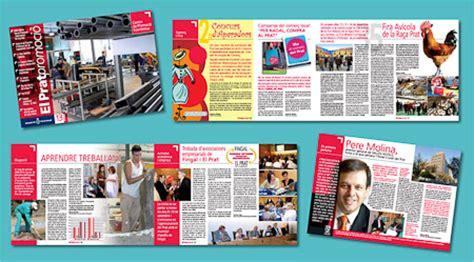 imagenes de revistas virtuales dise 241 o y compaginaci 243 n de revistas para asociaciones