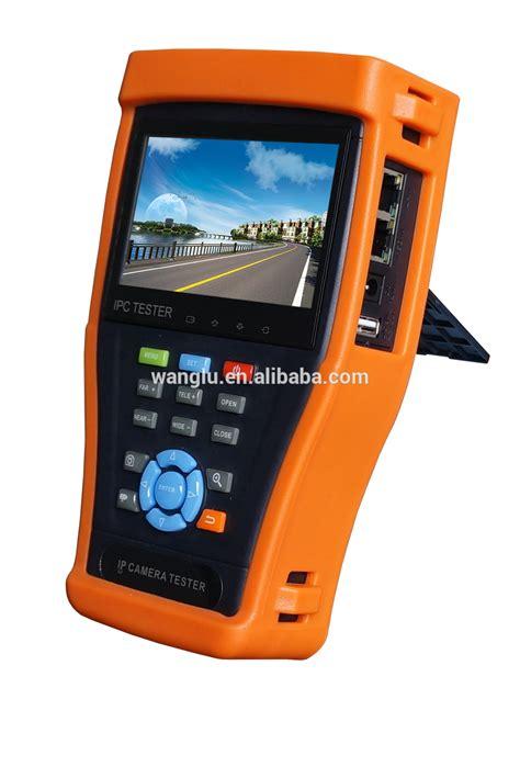 Cctv Testerahd 7201080analoglan Tester 4 3 quot touch screen ip tester hd sdi tester with onvif buy vas 5052 diagnostic tester