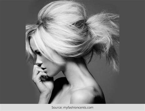 pouf hairstyle accessories how to pouf your hair 6 pouf hairstyles for you to try