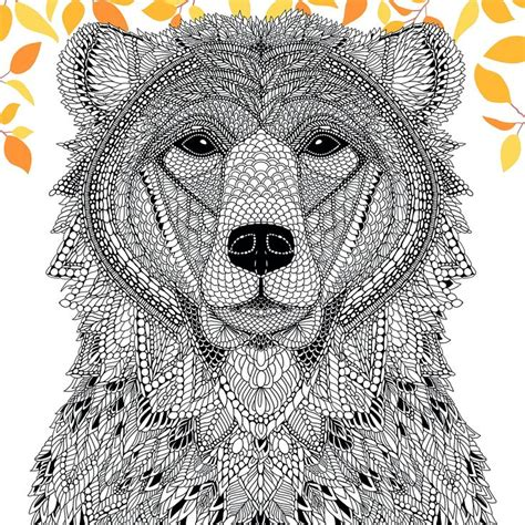 meditative mandala menagerie an advanced coloring book books 467 best images about dieren on