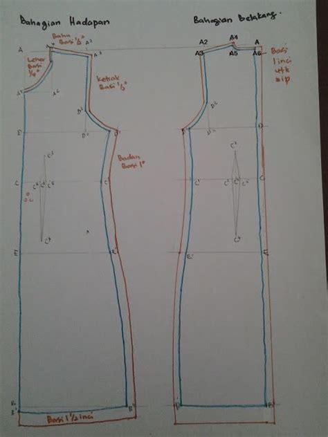 sewing pattern baju kurung jahitan nora kurung moden baju kurung pinterest sewing