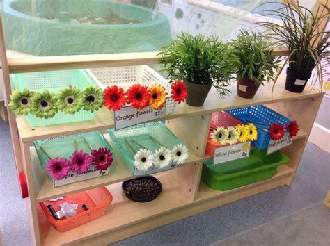 older nursery role play garden centre preschool garden