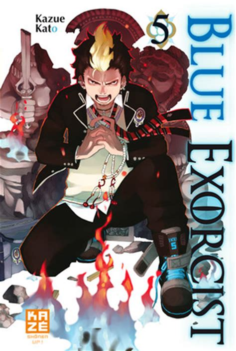 blue exorcist tome   kazue kato reviews discussion