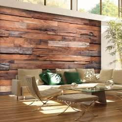 reclaimed wood wall mural wallpaper mural at allposters com flower field huge wall mural art print poster wallpaper