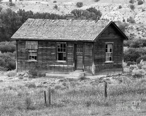 pioneer homestead circa 1800 photograph by dennis hammer