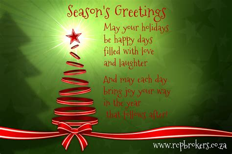 christmas greetings to the staff rcp commercial property brokers season s greetings from rcp commercial property brokers in