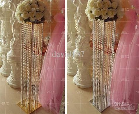 Wedding Aisle Pillars by Wedding Pillars Columns For Sale Made In China Event