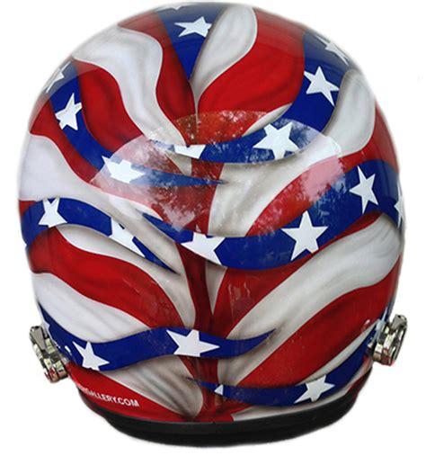 la design helmet painting custom helmet painting and design