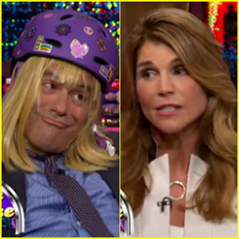 how old is dj from full house now lori loughlin reenacts full house scene with andy cohen as michelle tanner
