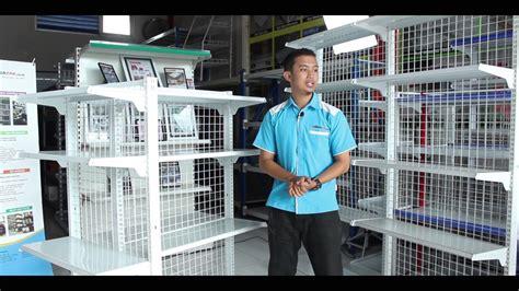 Rak Minimarket Type A type rr 15 rak minimarket indomaret import product knowledge