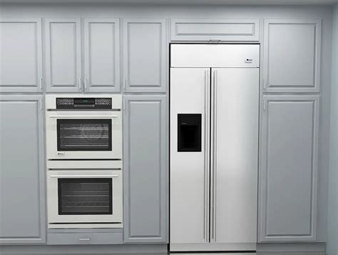 how to cover refrigerator with cabinet how to install cabinet above refrigerator ikea kitchen