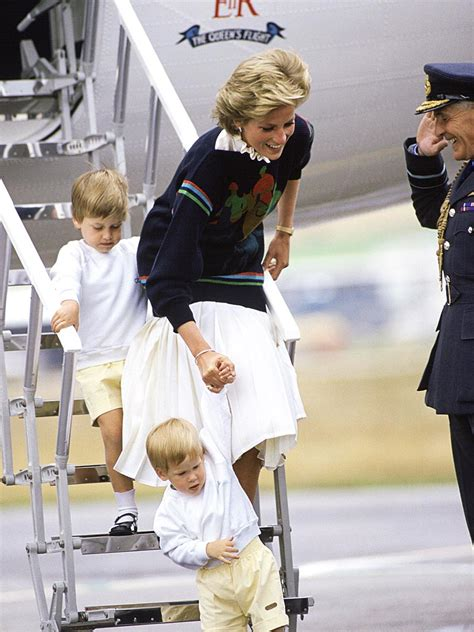 Princess Diana Sons | style icon princess diana sparkles and shoes bloglovin