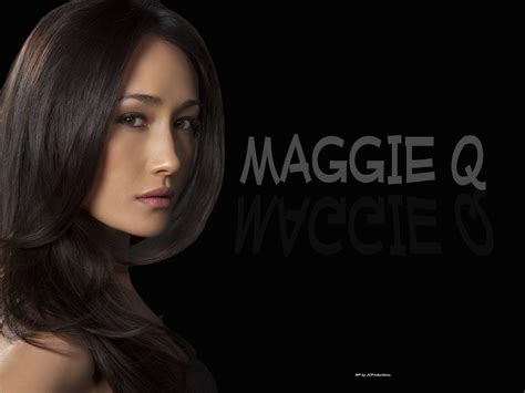 maggie q tattoo maggie q pictures to pin on
