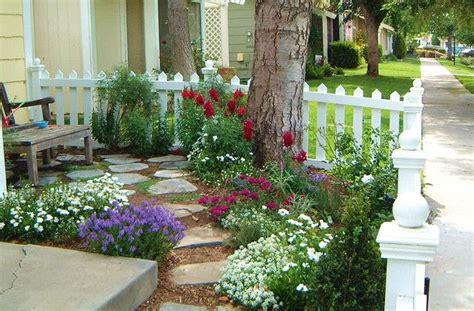 Cottage Front Garden - front yard cottage garden love to landscape pinterest