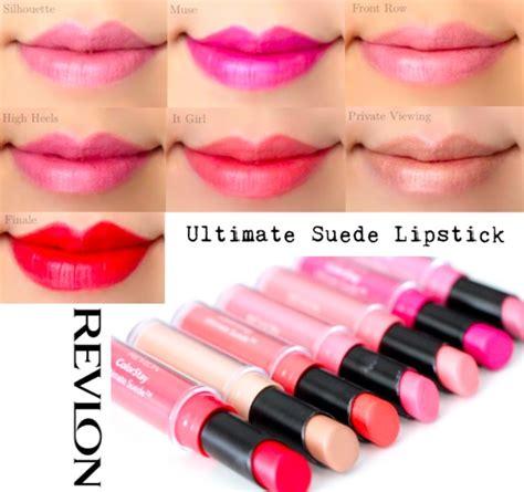 Revlon Colorstay Ultimate Suede Lipstick Swatches Marlin | revlon colorstay ultimate suede lipstick swatches marlin