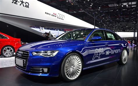 Audi A6 E Tron by 2017 Audi A6l E Tron Review And Specs With Battery