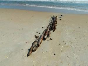 shipwreck revealed by sandy oak island nc vacation