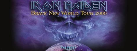 brave new world tour iron maiden the beast brave new world tour iron maiden the beast