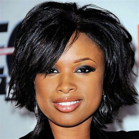 short hairstyles for full face black women hairstyles for full round faces 55 best ideas for plus