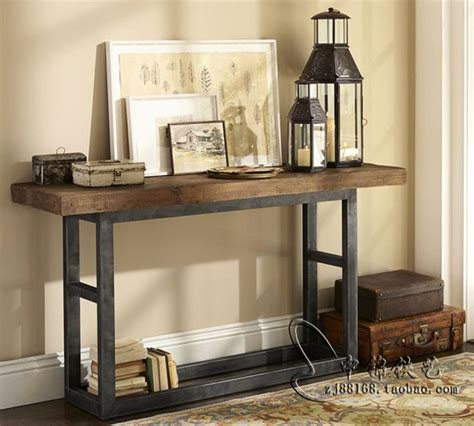 wrought iron tv table best 25 wrought iron console table ideas on