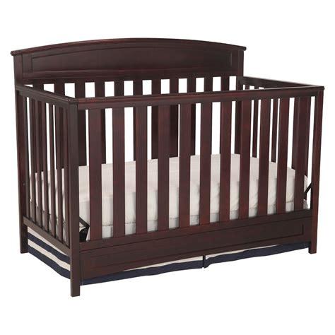 Delta Eclipse 4 In 1 Convertible Crib Delta Children Eclipse 4 In 1 Convertible Crib White White