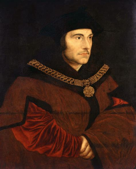 Portraits Of Sir Thomas More Paintings Tudor Images More From