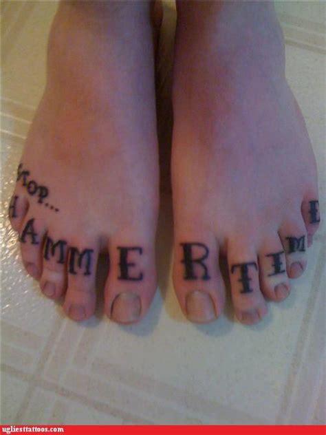 ugliest tattoos page  bad tattoos  horrible fail