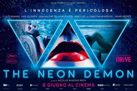 the neon demon new posters the neon demon teaser trailer