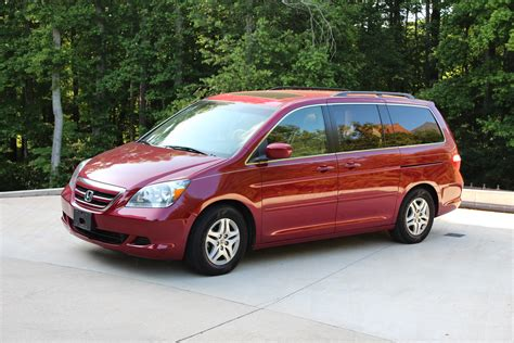 2004 Nissan Quest Interior Picture Of 2005 Honda Odyssey Ex L W Nav And Dvd Exterior