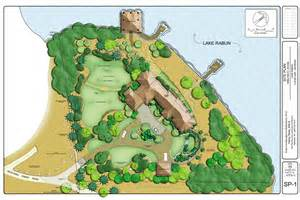 Backyard Landscape Design by Site Plans Ross Landscape Architecture